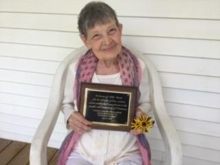 Honoring Millie Davis